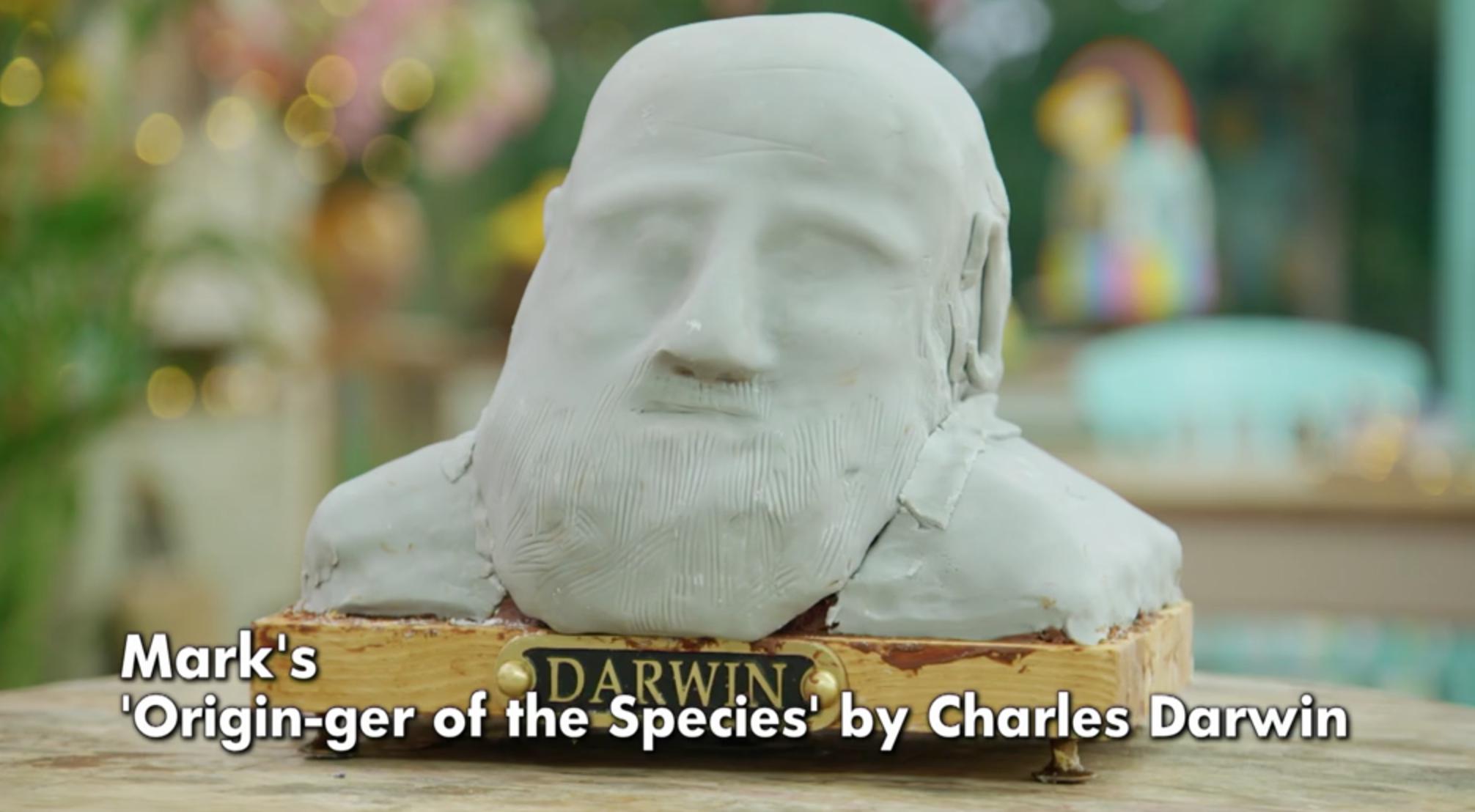 Charles Darwin GBBO VICE