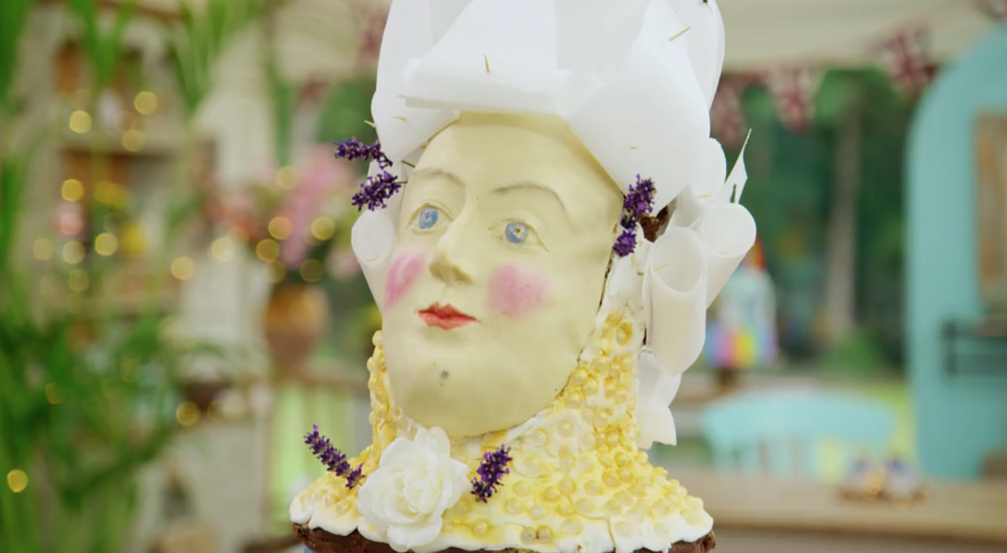 Marie Antoinette GBBO VICE