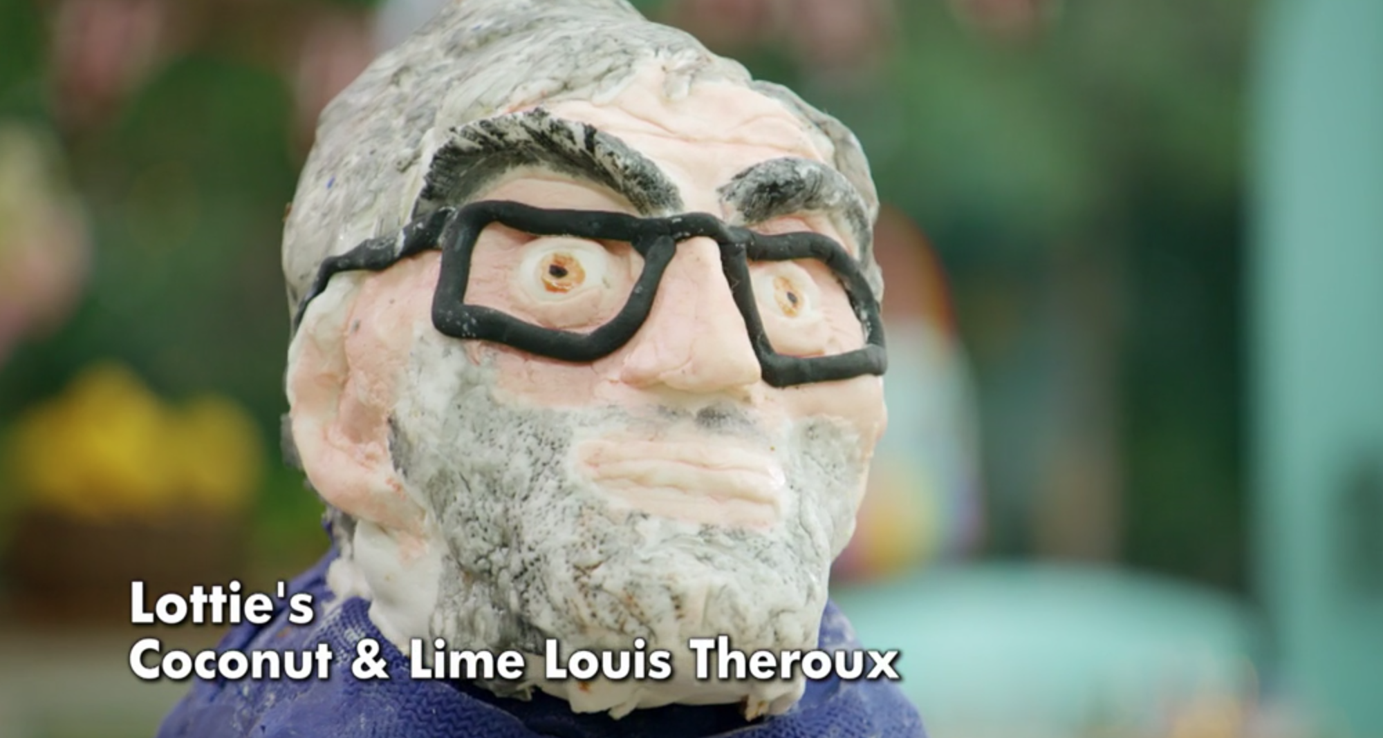 Louis Theroux GBBO VICE
