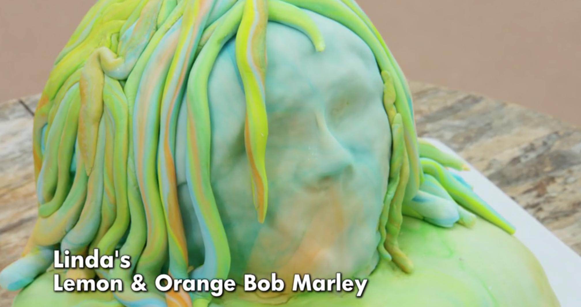 Bob Marley VICE GBBO