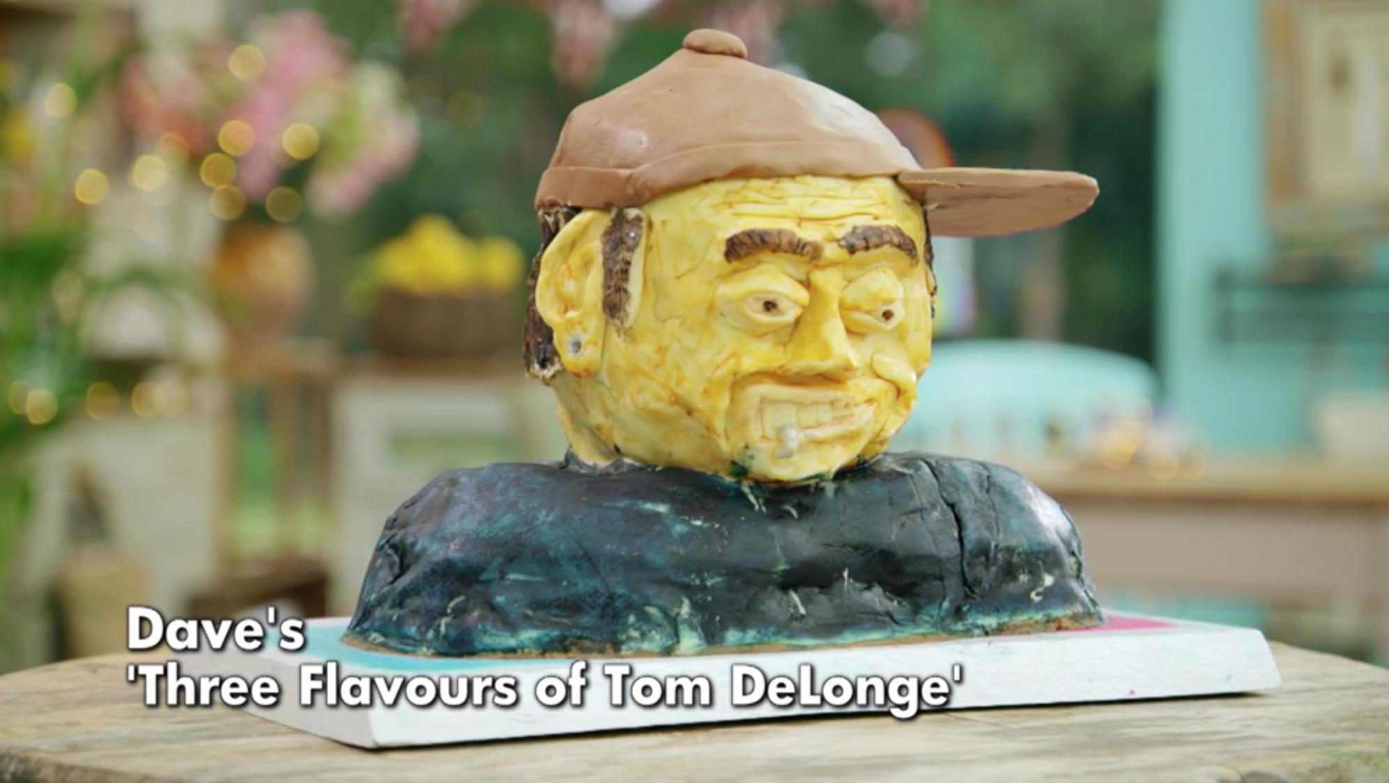 Tom DeLonge VICE GBBO