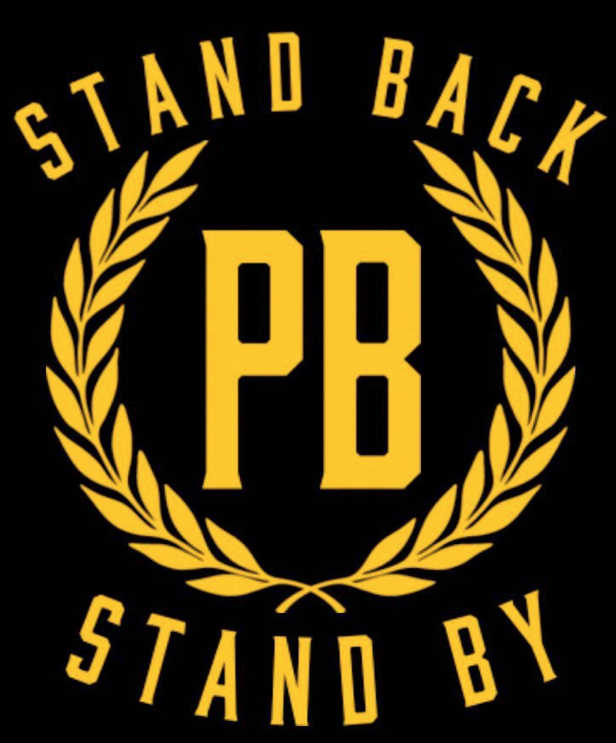 Redesigned Proud Boys Logo