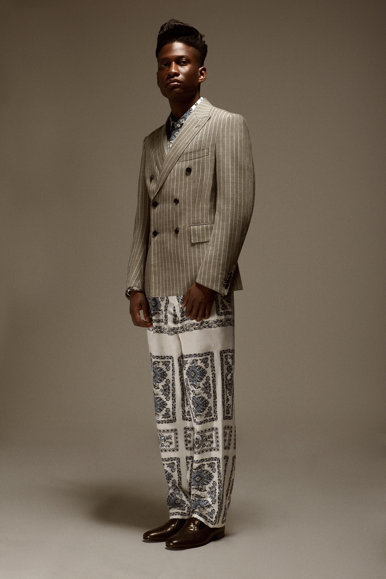 Casely-Hayford SS10 — Look 5.