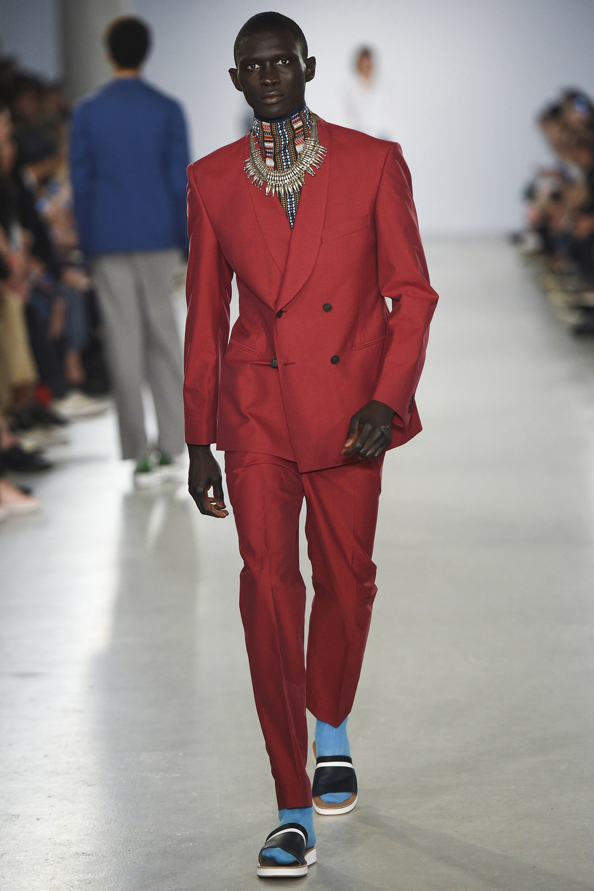 Casely-Hayford SS17. Photography Chris Moore