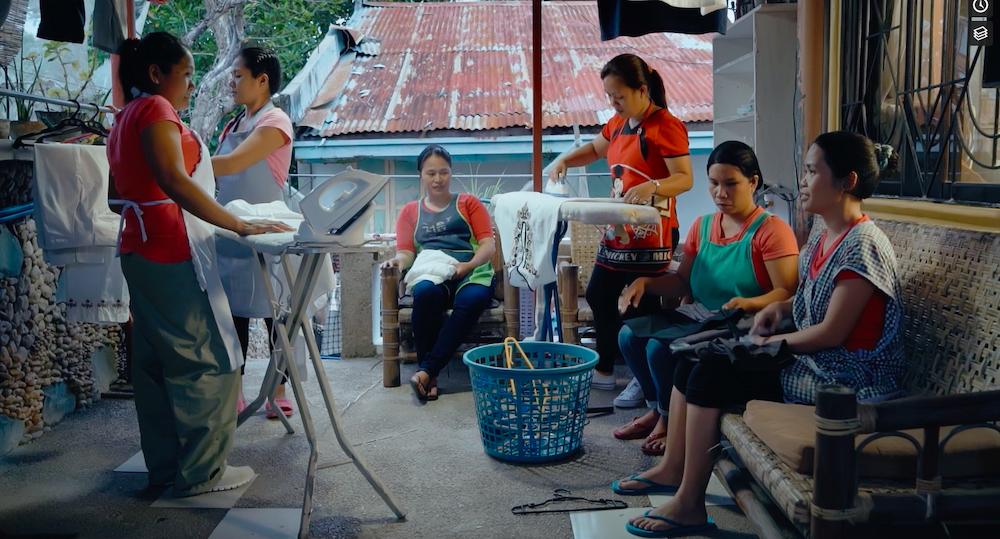 Femeile din Filipine se intalne? te