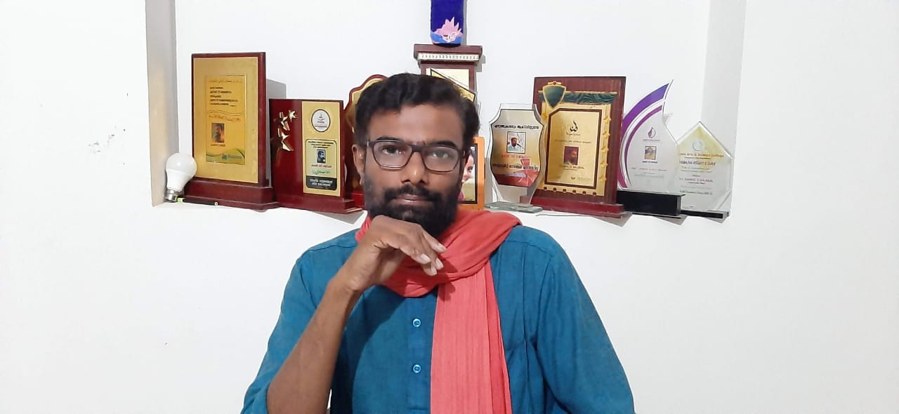india sedition activist