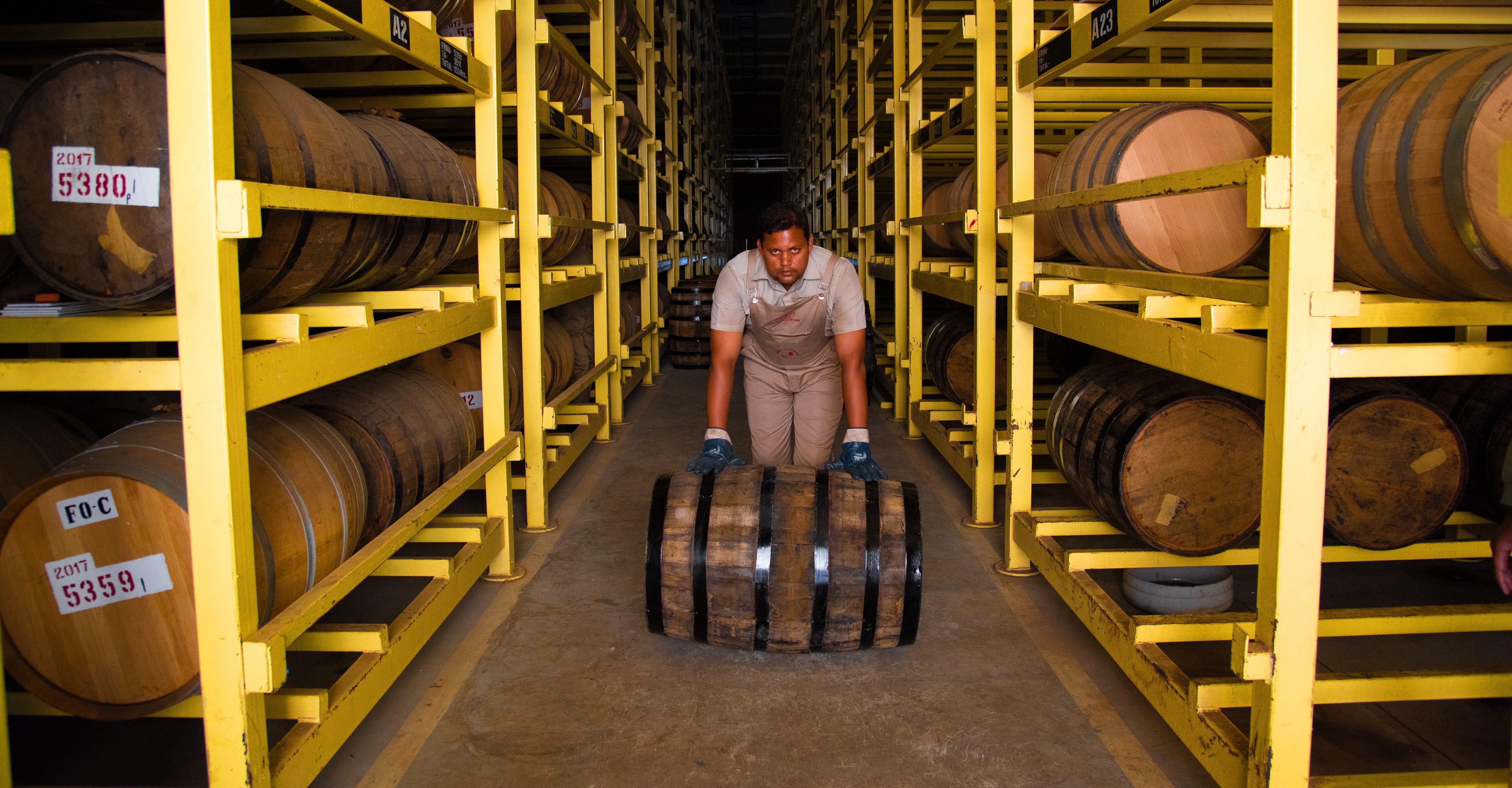 Amrut India whiskey single malt