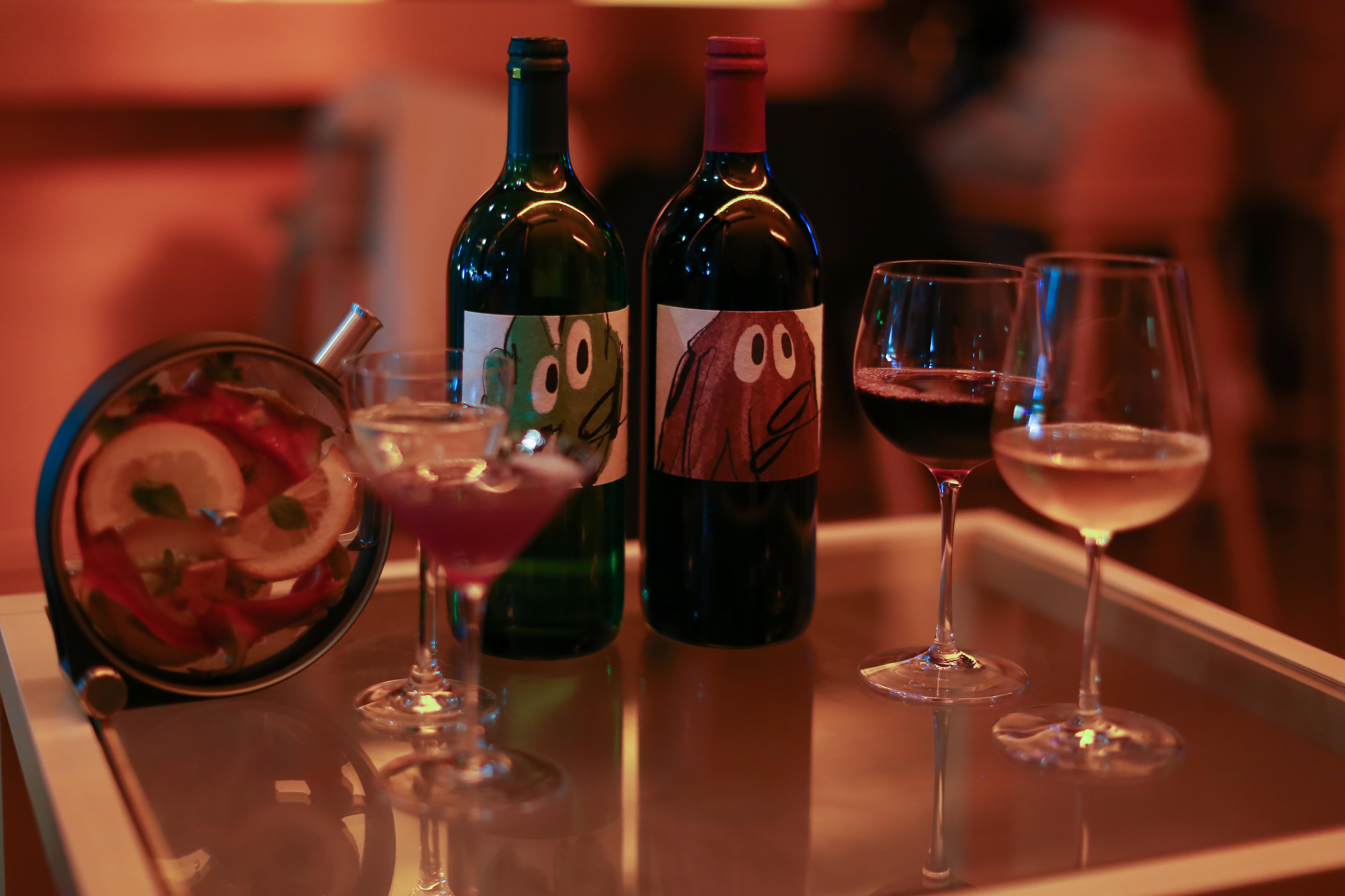 Anggur bebas alkohol