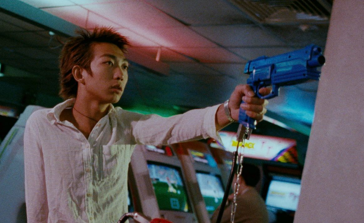 A scene from Made In Hong Kong, currently screening at Metrograph's wesbite.