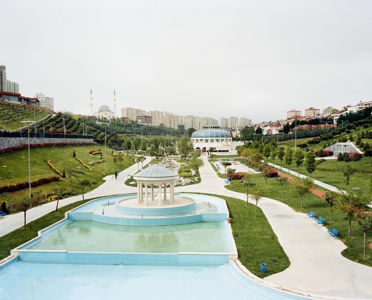 Başakşehir di Istambul.