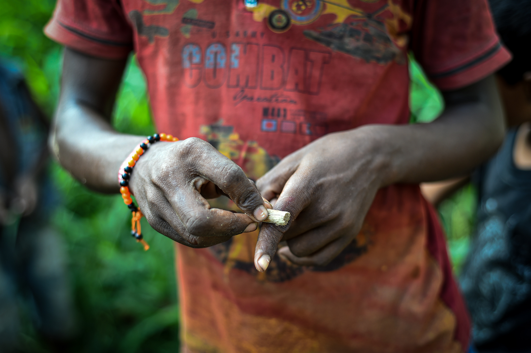 snake charmer, India, village, law, children