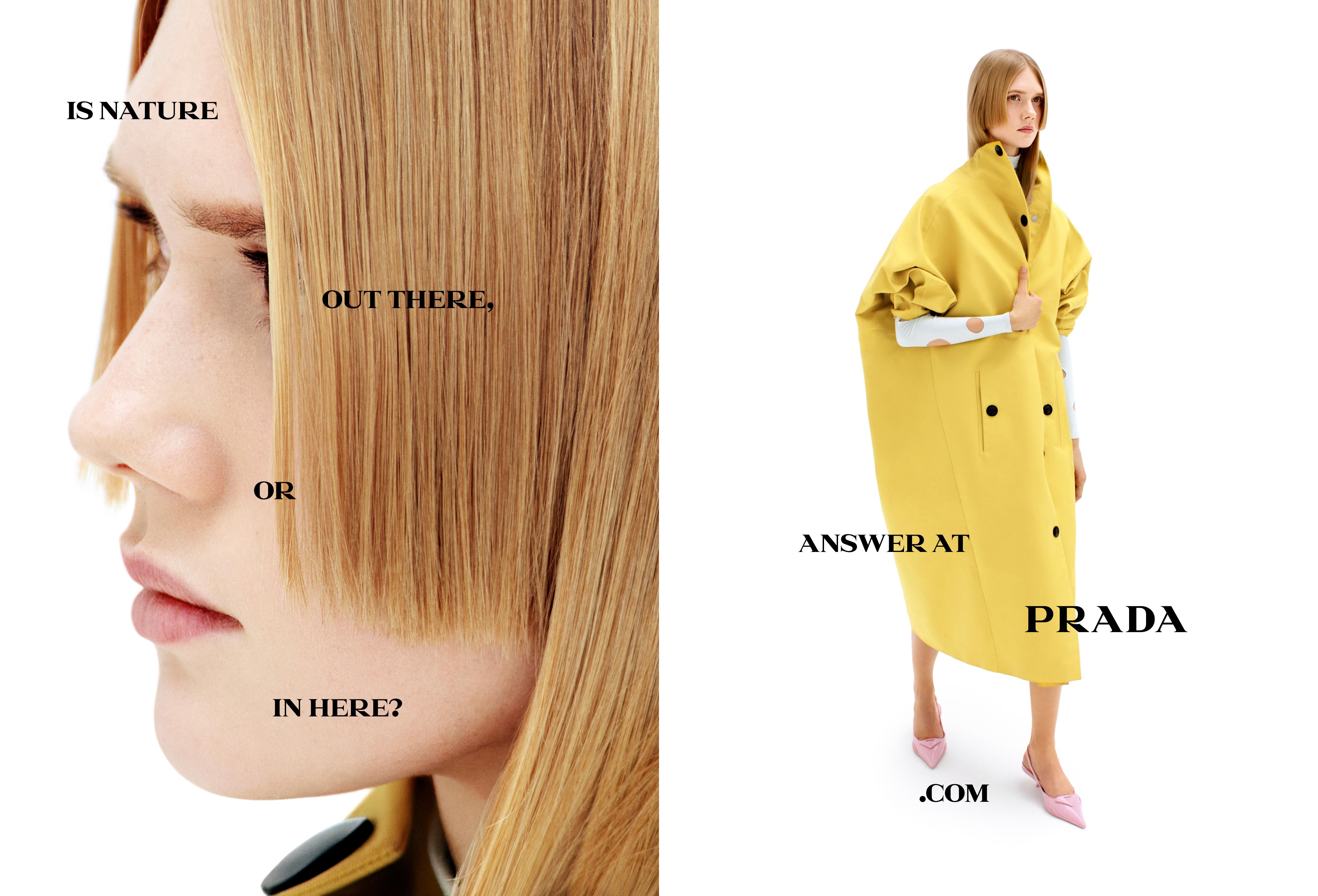 SS21 Prada Campaign