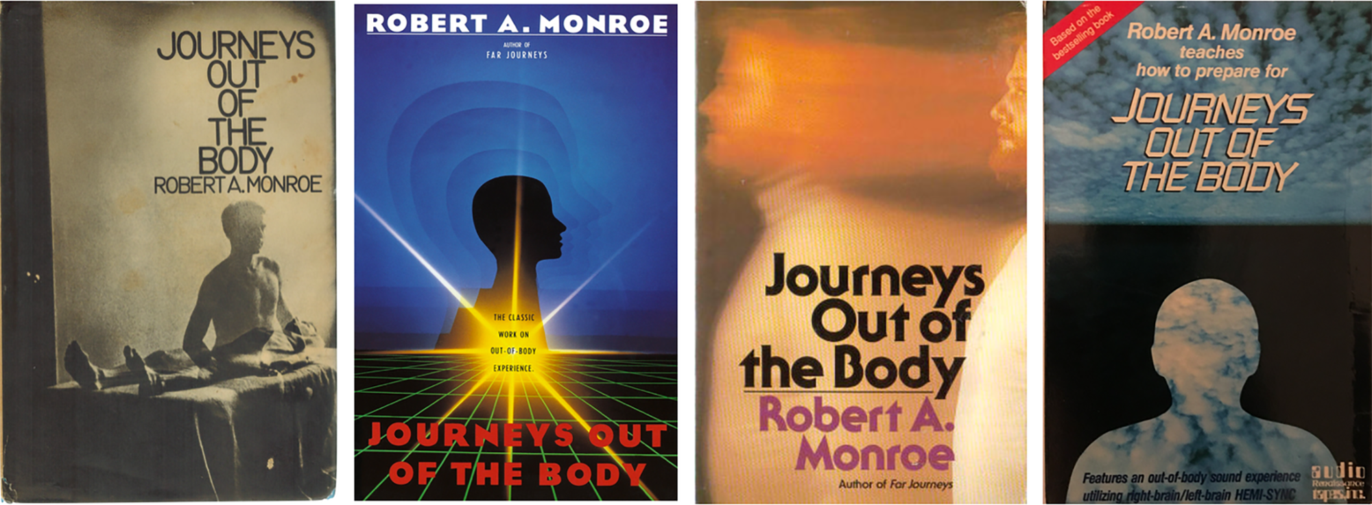 Books by Robert Monroe