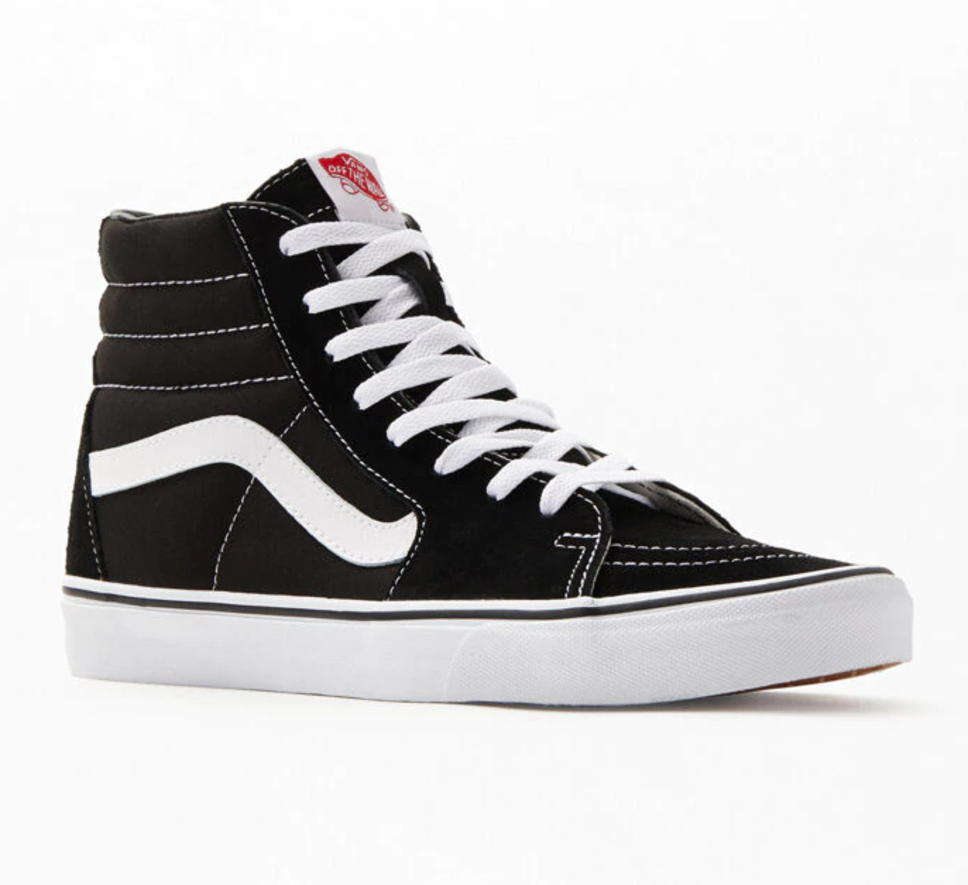 Vans SK8-Hi black sneakers