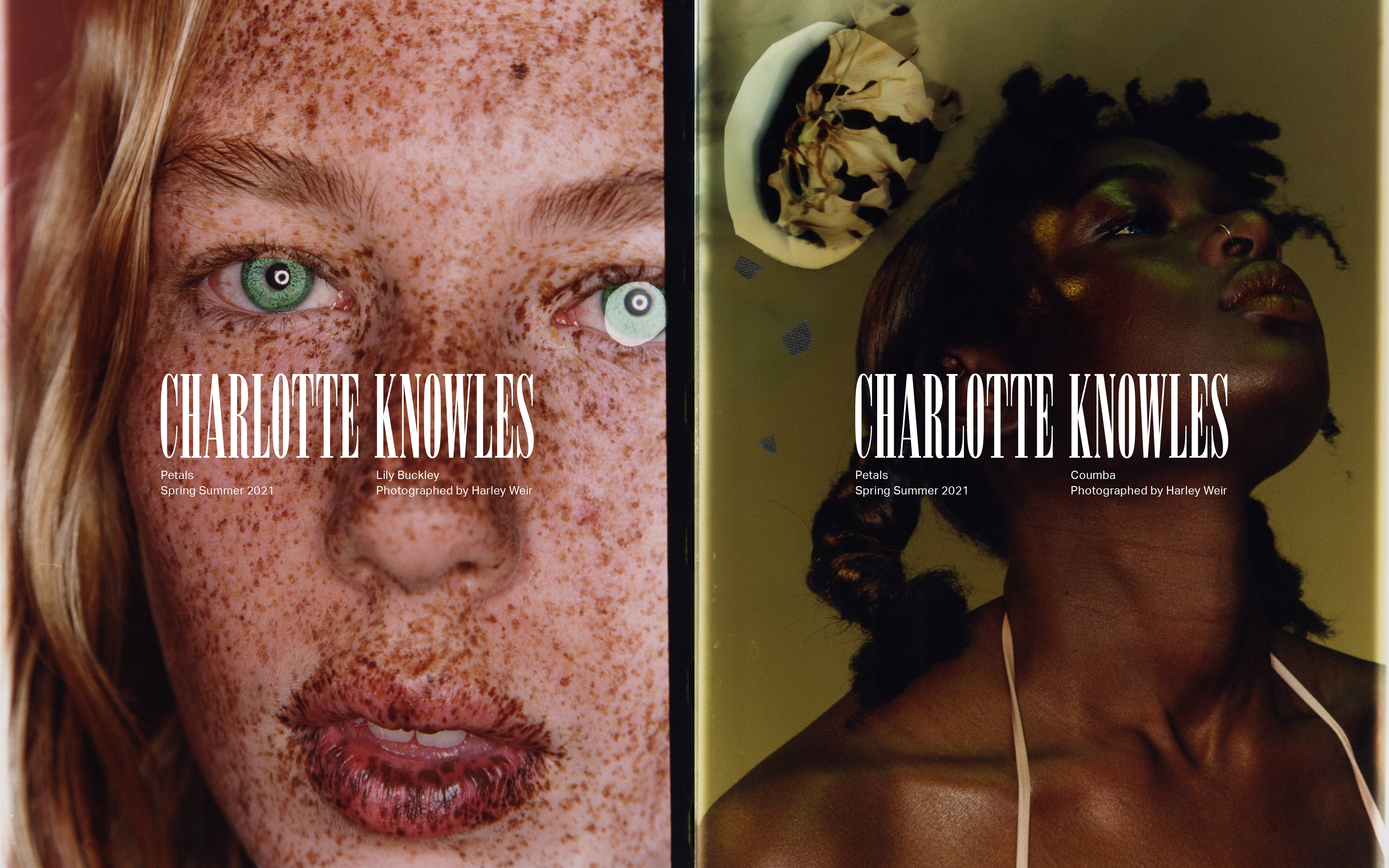 Charlotte Knowles SS21 campaign