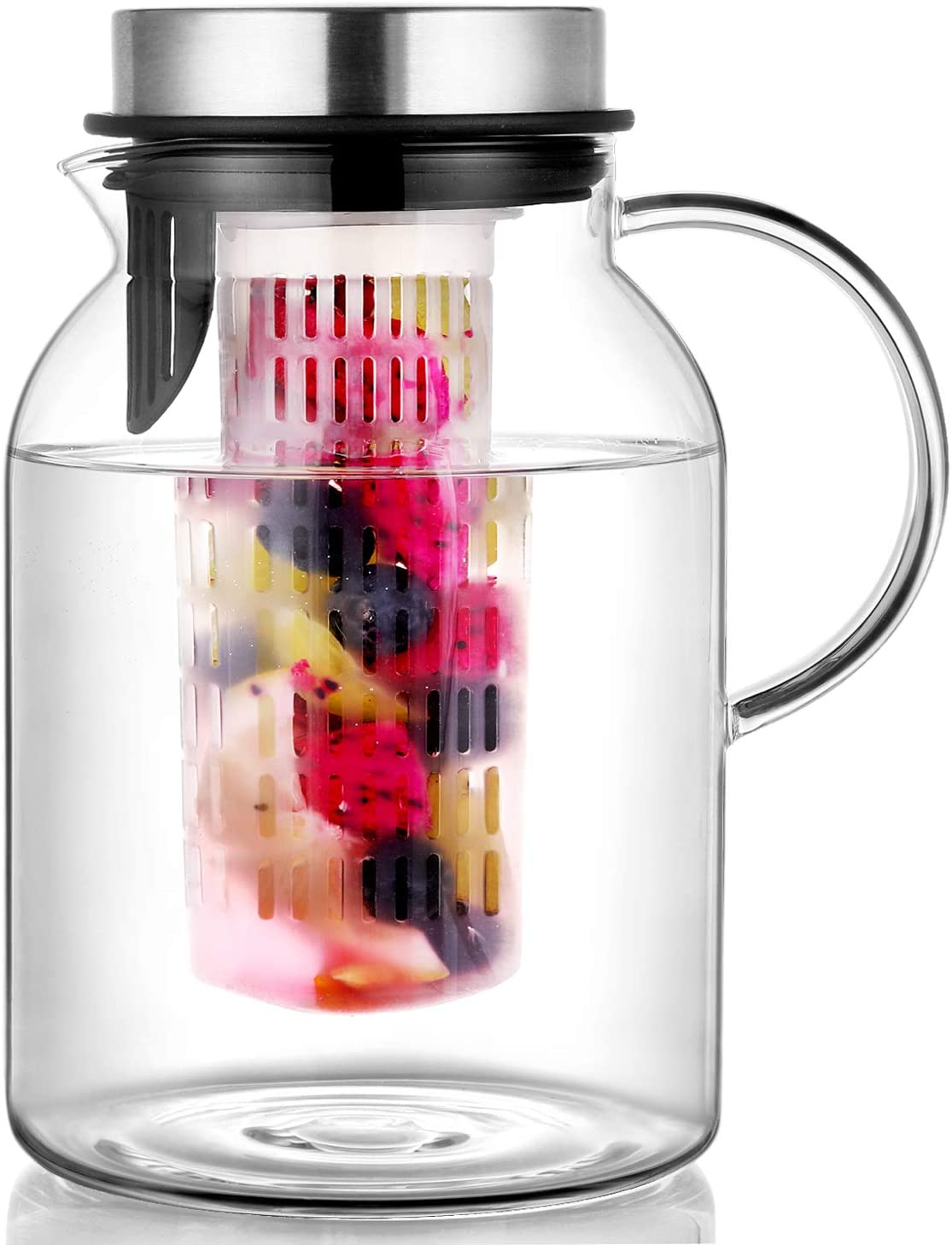 Hiware Glass Fruit Infuser
