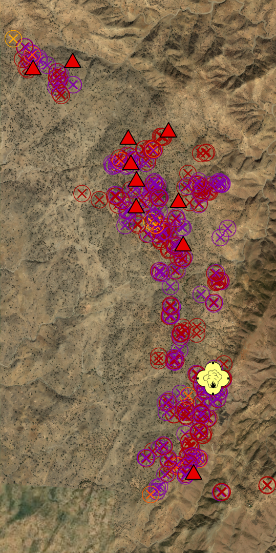 478 structures destroyed in Adi Mendi