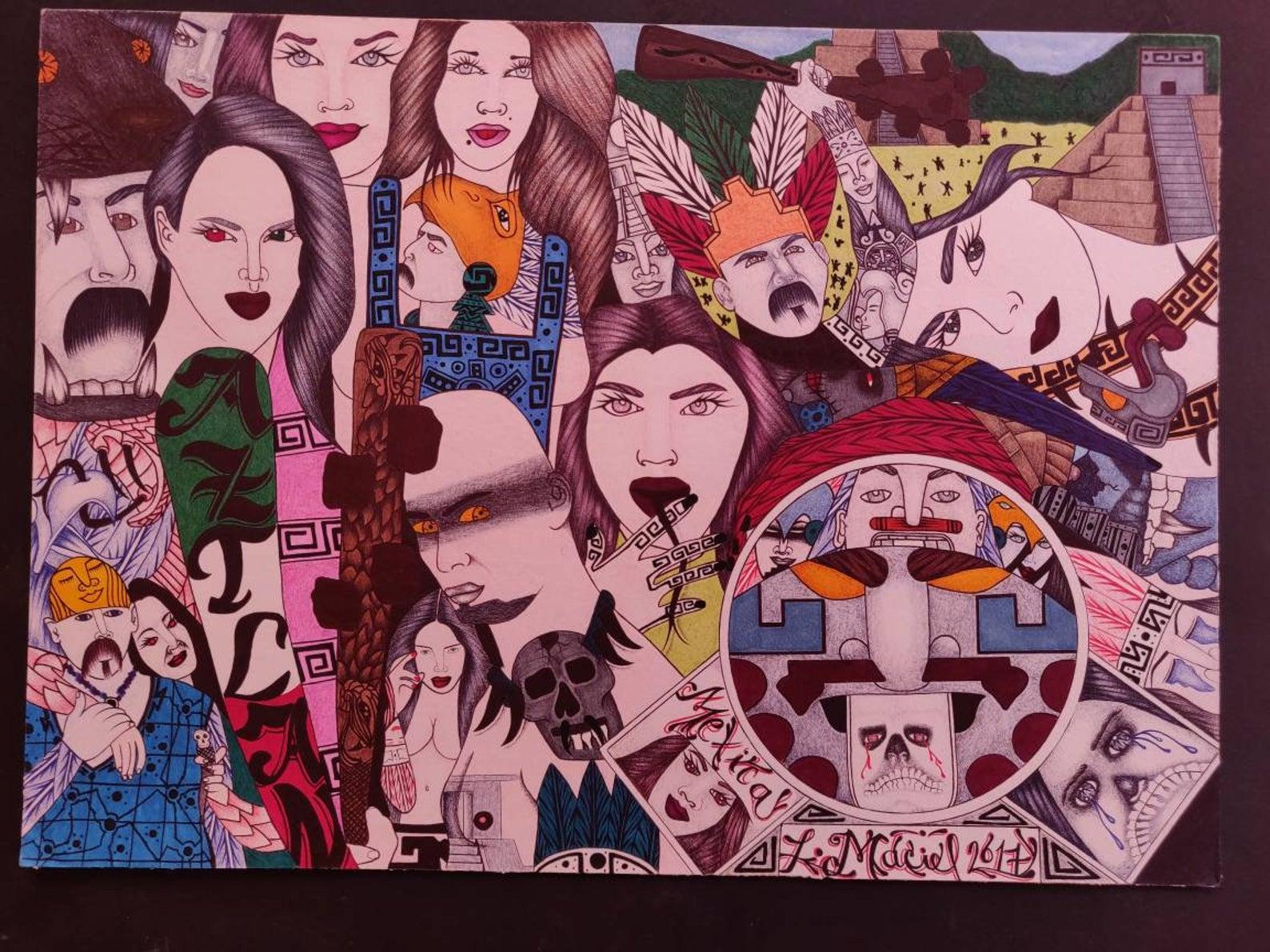 San Quentin Art
