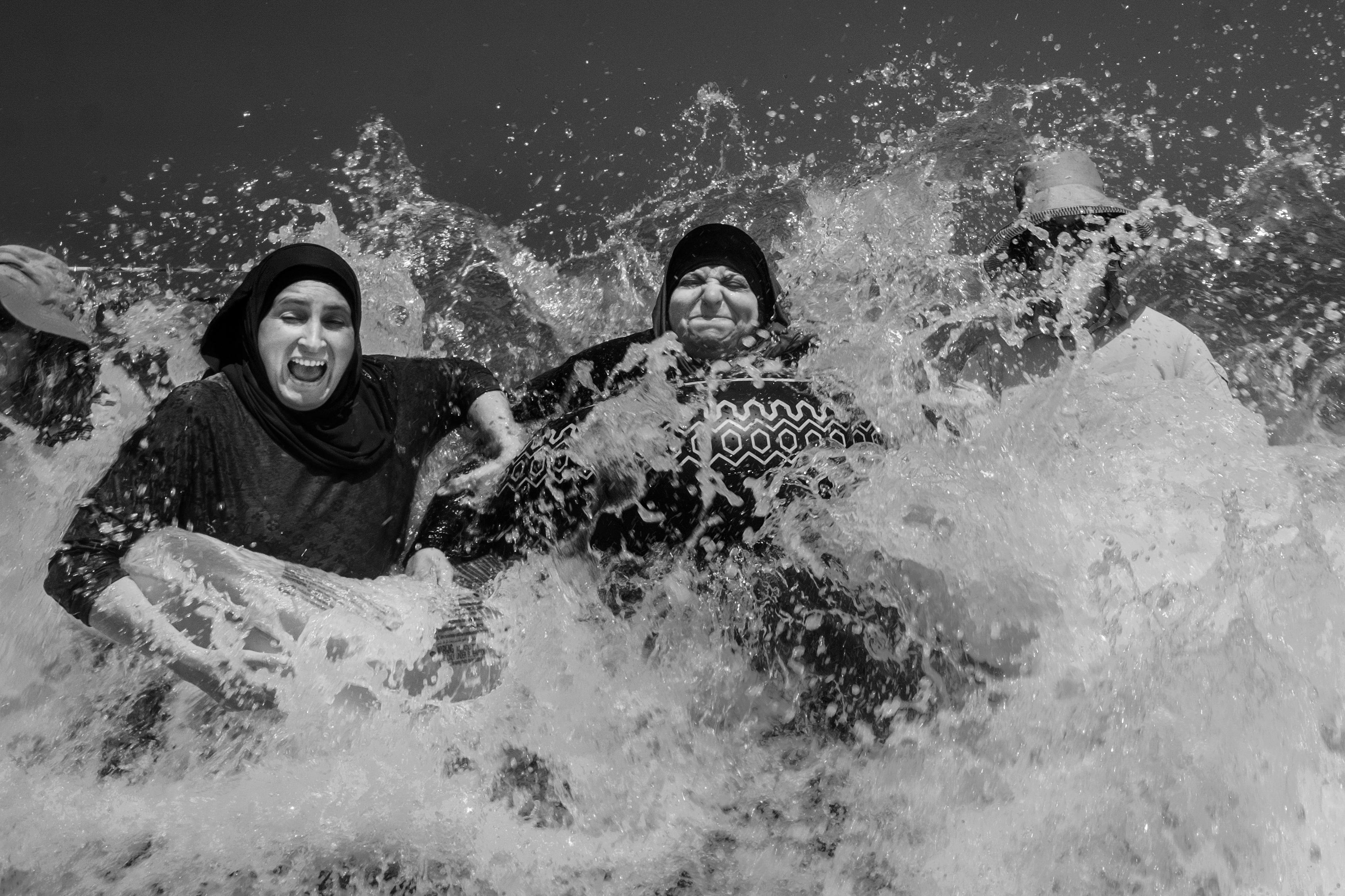 Orna Naor, 'Women of the Sea', 2019