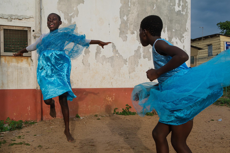 Regula Tschumi, 'A Dance of Joy'