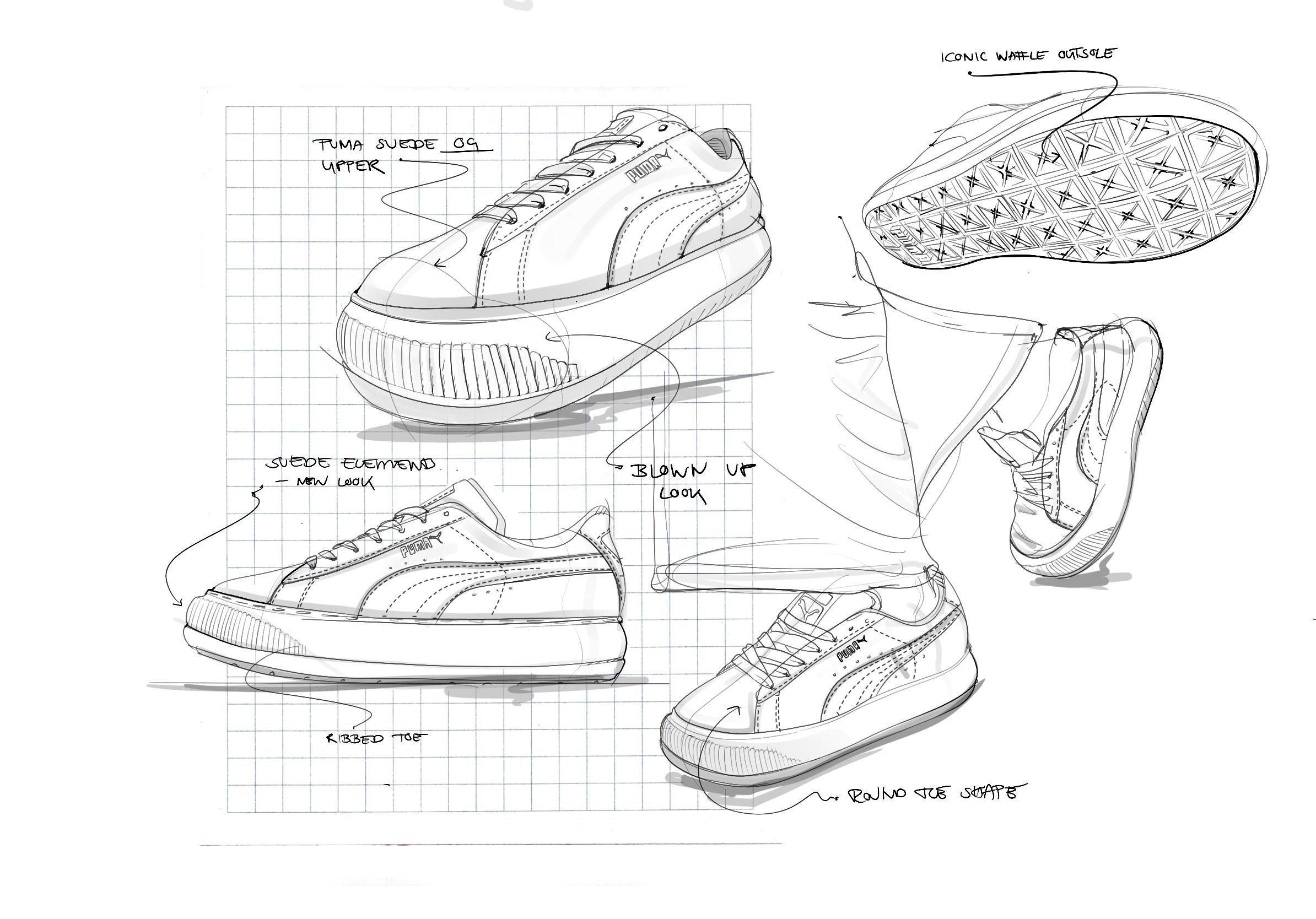 Les coulisses de la création de la Suede Mayu avec l'équipe design ...