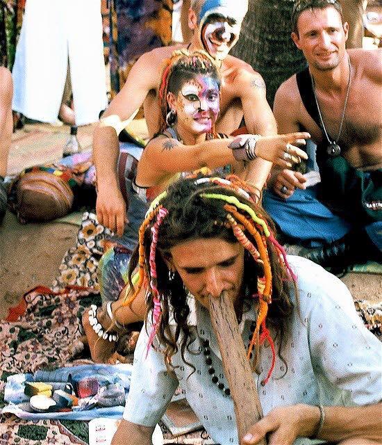 "Bong Smokers photo took by ""Wendy wood"" Anjuna in 1997.jpeg"