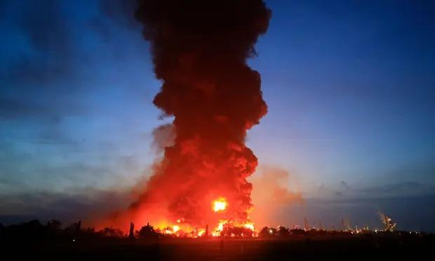 Balongan refinery blast.jpeg