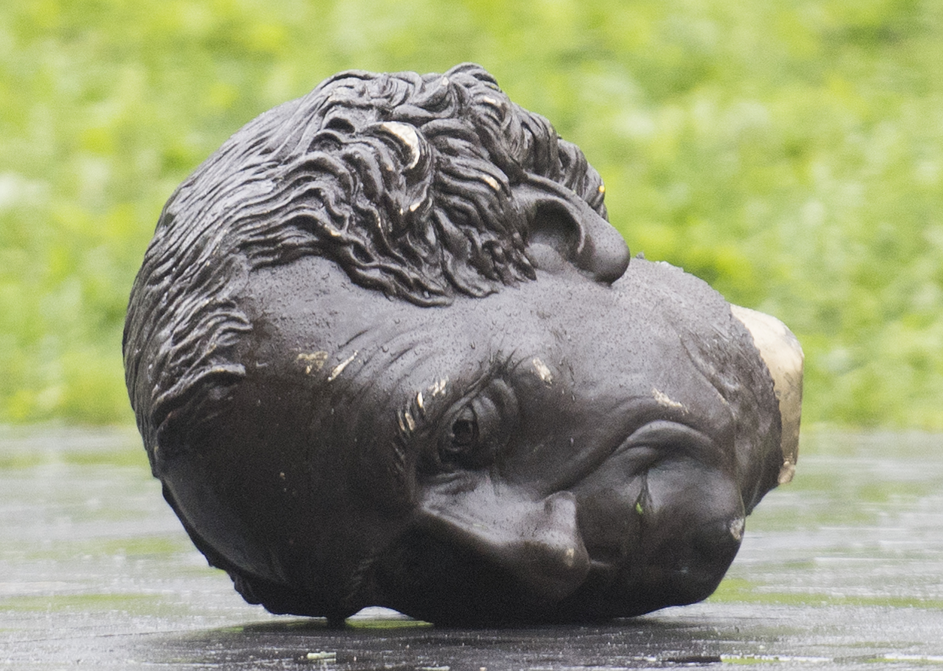 John A. Macdonald's severed head