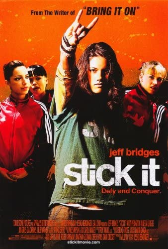 the stick it poster