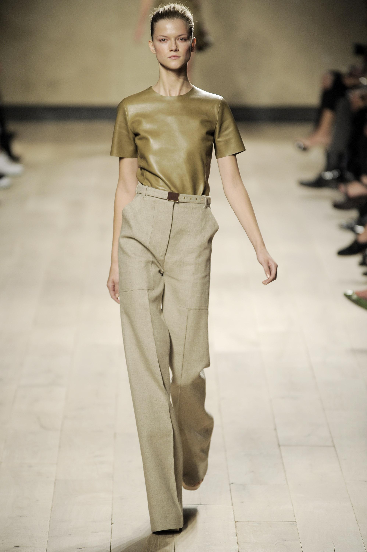 A model wearing Celine SS10