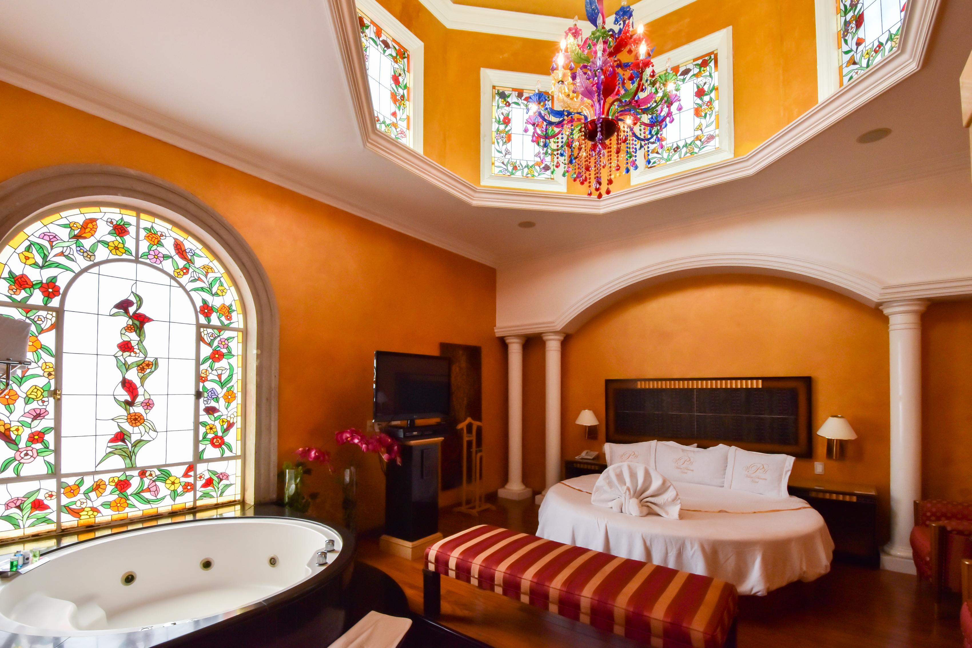 Kamar suite di Villas Princess.