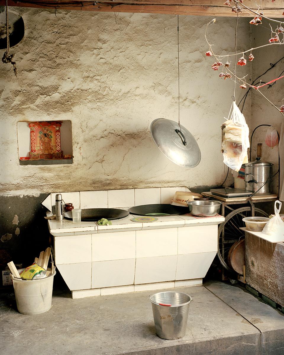 Dapur tradisional