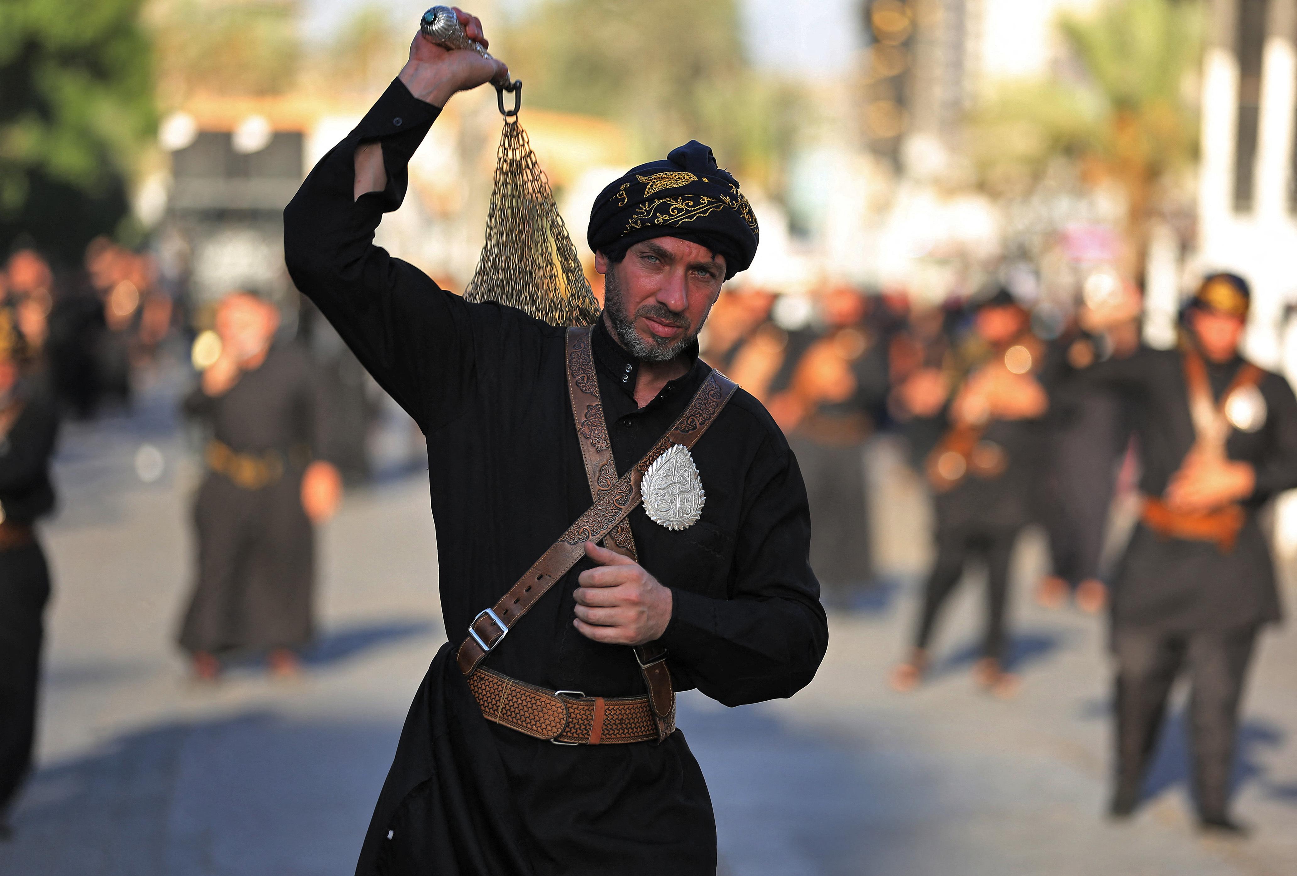 Foto: AHMAD AL-RUBAYE/AFP via Getty Images