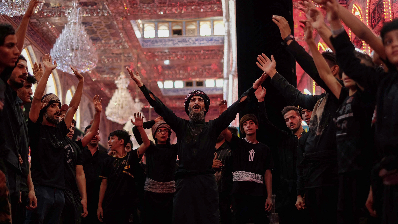 MOHAMMED SAWAF/AFP via Getty Images