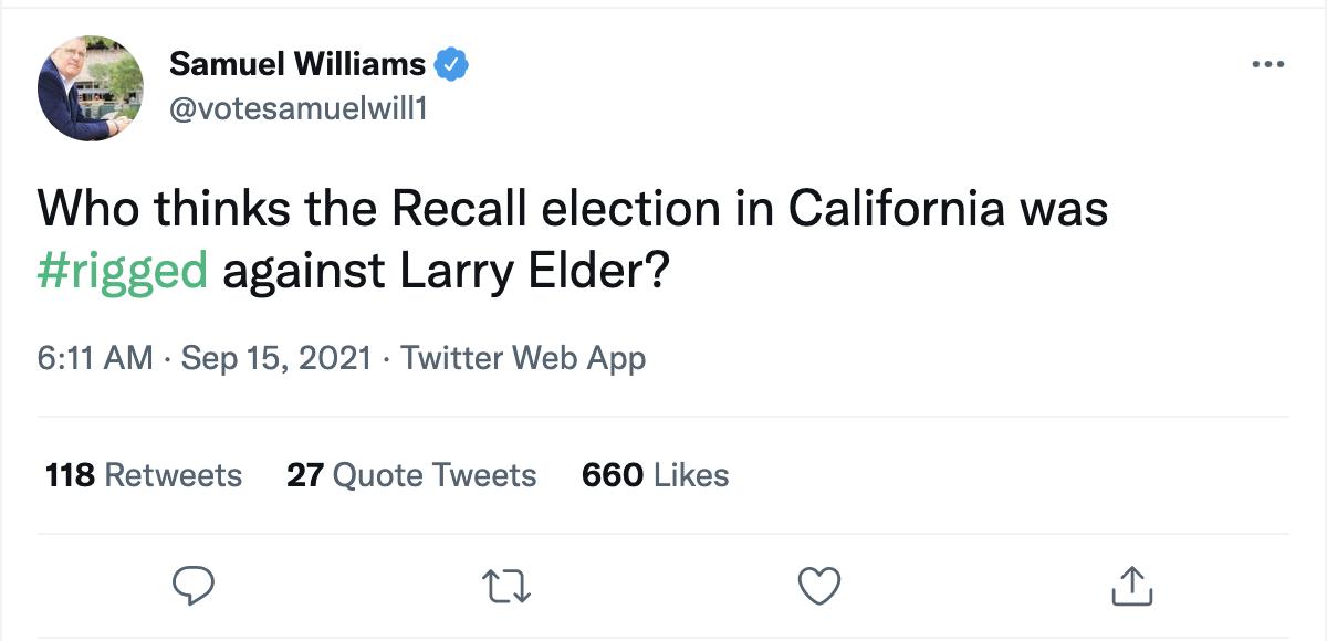 Samuel Williams/Twitter