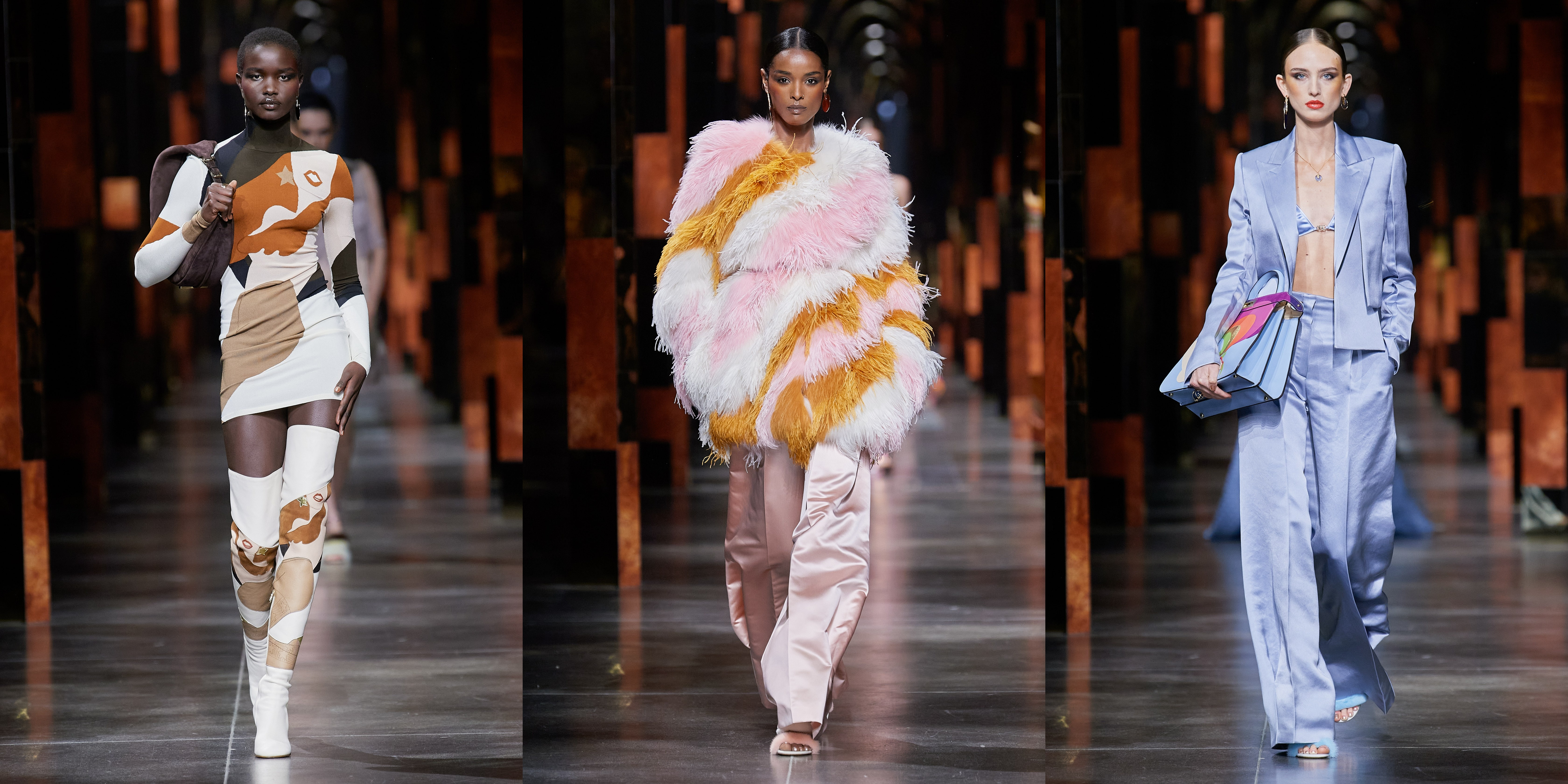 Fendi's SS22 ready-to-wear collection