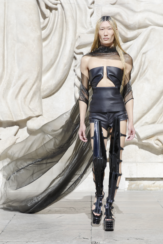 rick owens ss22 paris fashion week