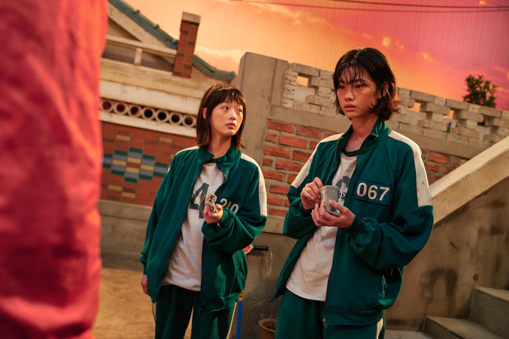 Squid Game, North Korea, K-drama, Netflix