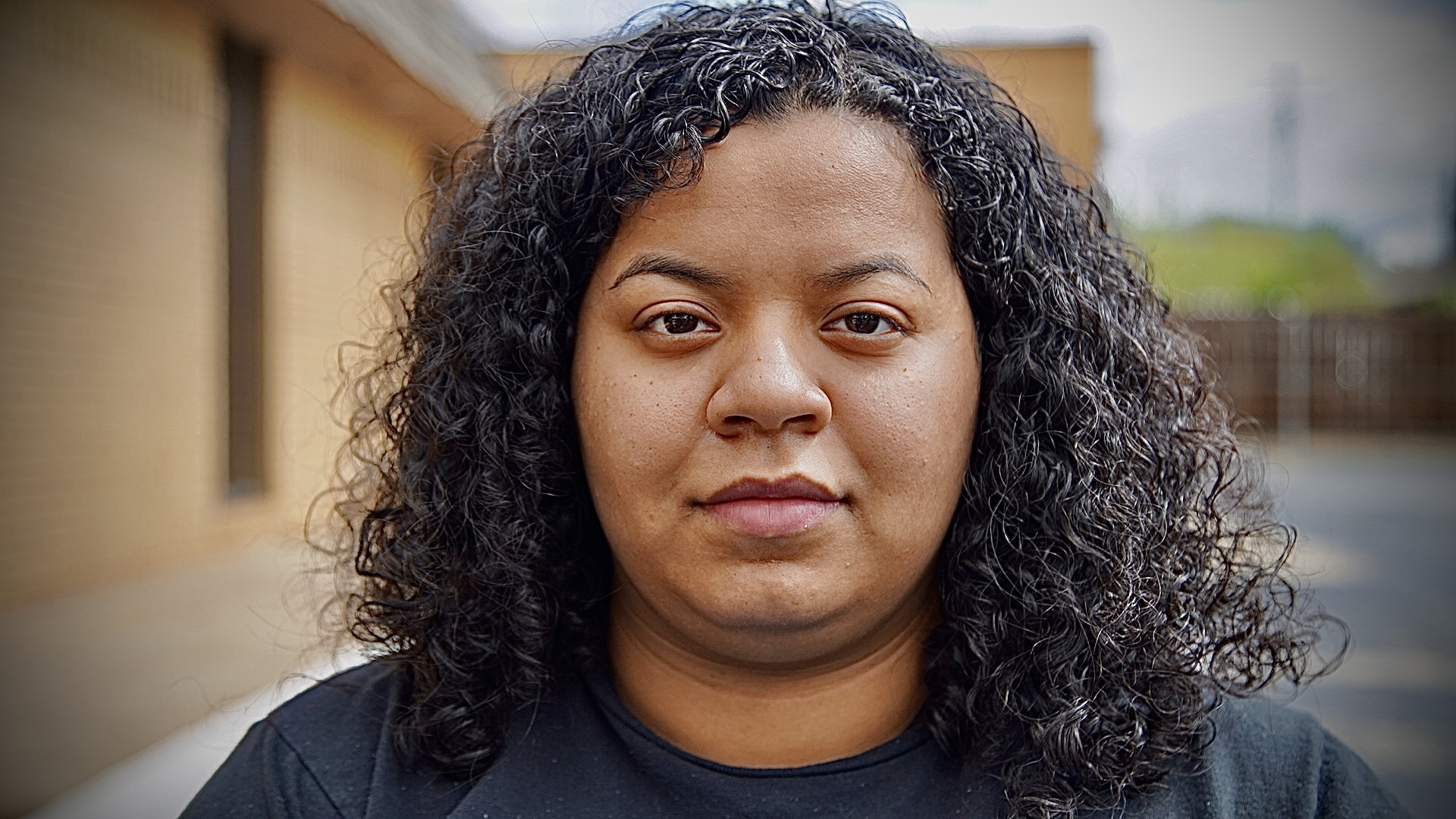 JASMINE IS A 26-YEAR-OLD MOTHER OF TWO. SHE TOOK OUT A LOAN TO HELP PAY FOR HER TRIP TO OKLAHOMA.