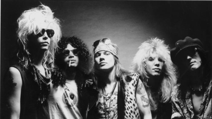 Here's How This Whole Guns N' Roses Reunion Will Go Down