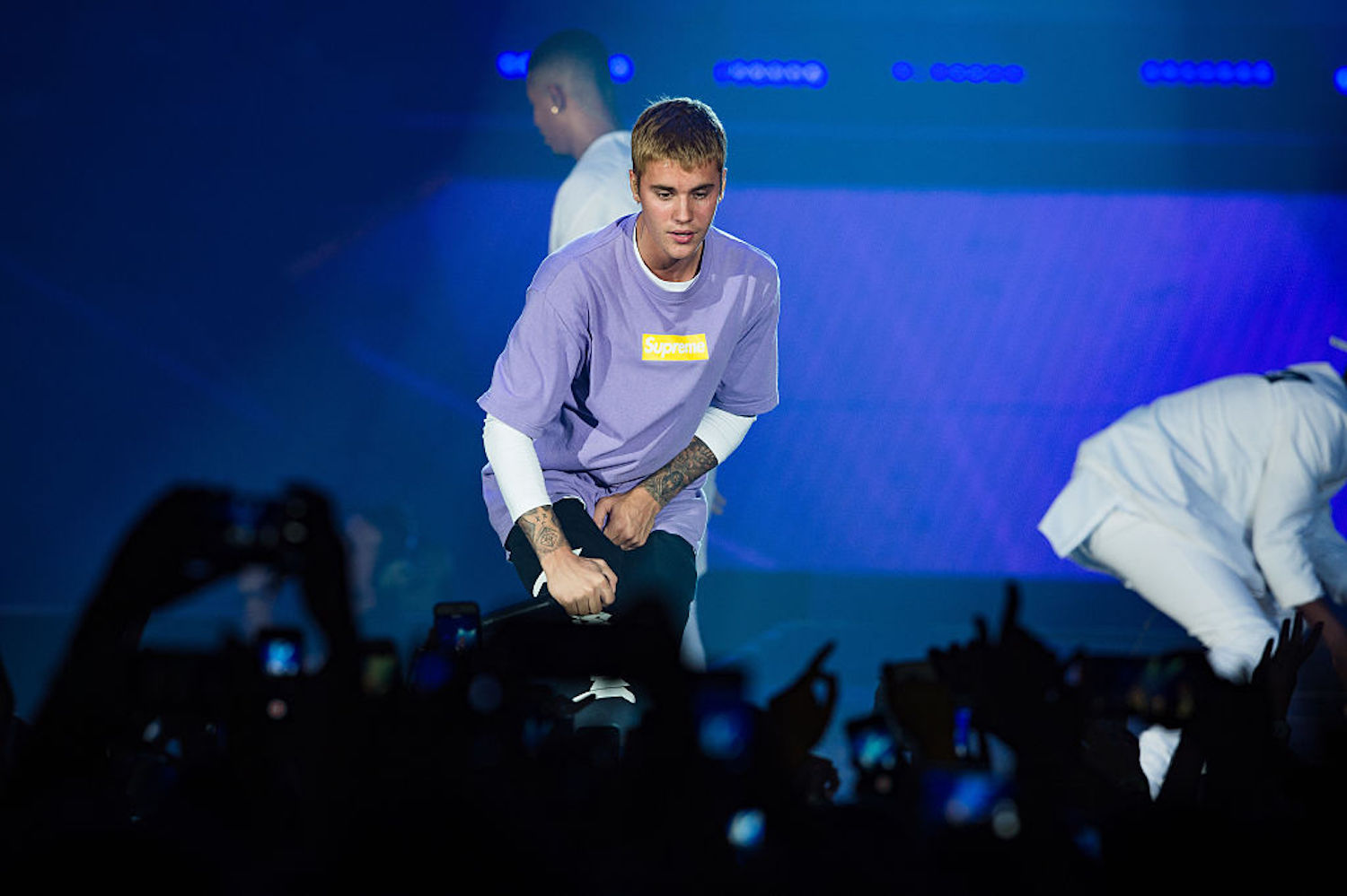 Searching For Purpose Has Justin Bieber Outgrown Himself Noisey