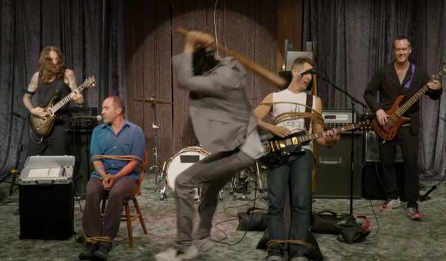 311 was an inside job watch eric andre waterboard the pride of