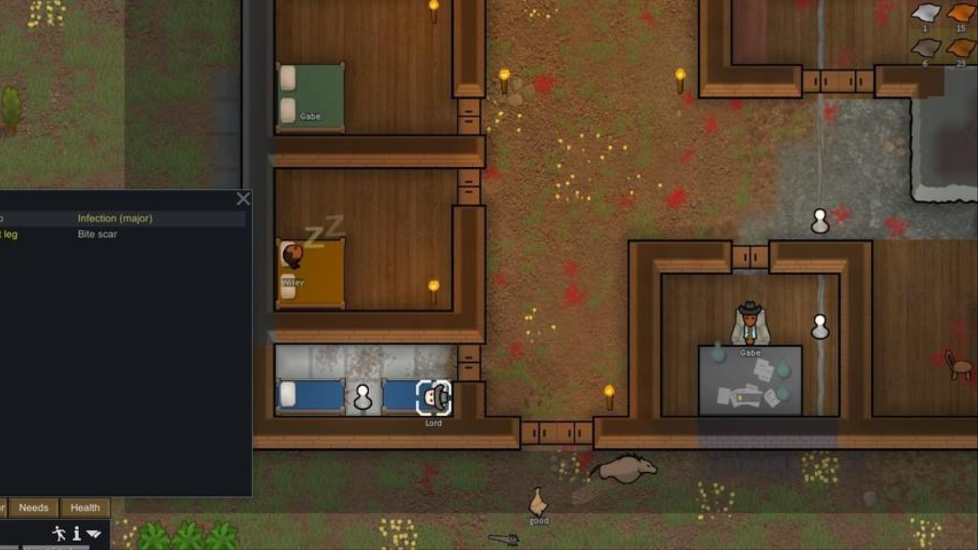 How the Abstraction of 'RimWorld' Highlights Real-Life