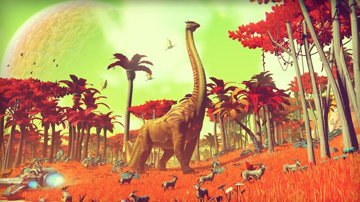 Inside the Nasty Backlash Against 'No Man's Sky'