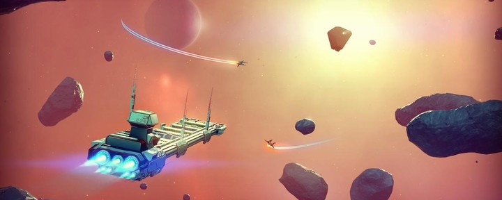 People Are Using 'No Man's Sky' to Memorialize Lost Relatives