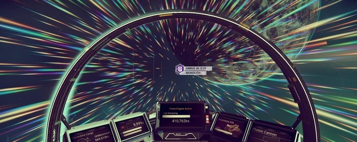 My First Three Hours of 'No Man's Sky' Have Been Dark, and Full of Terrors