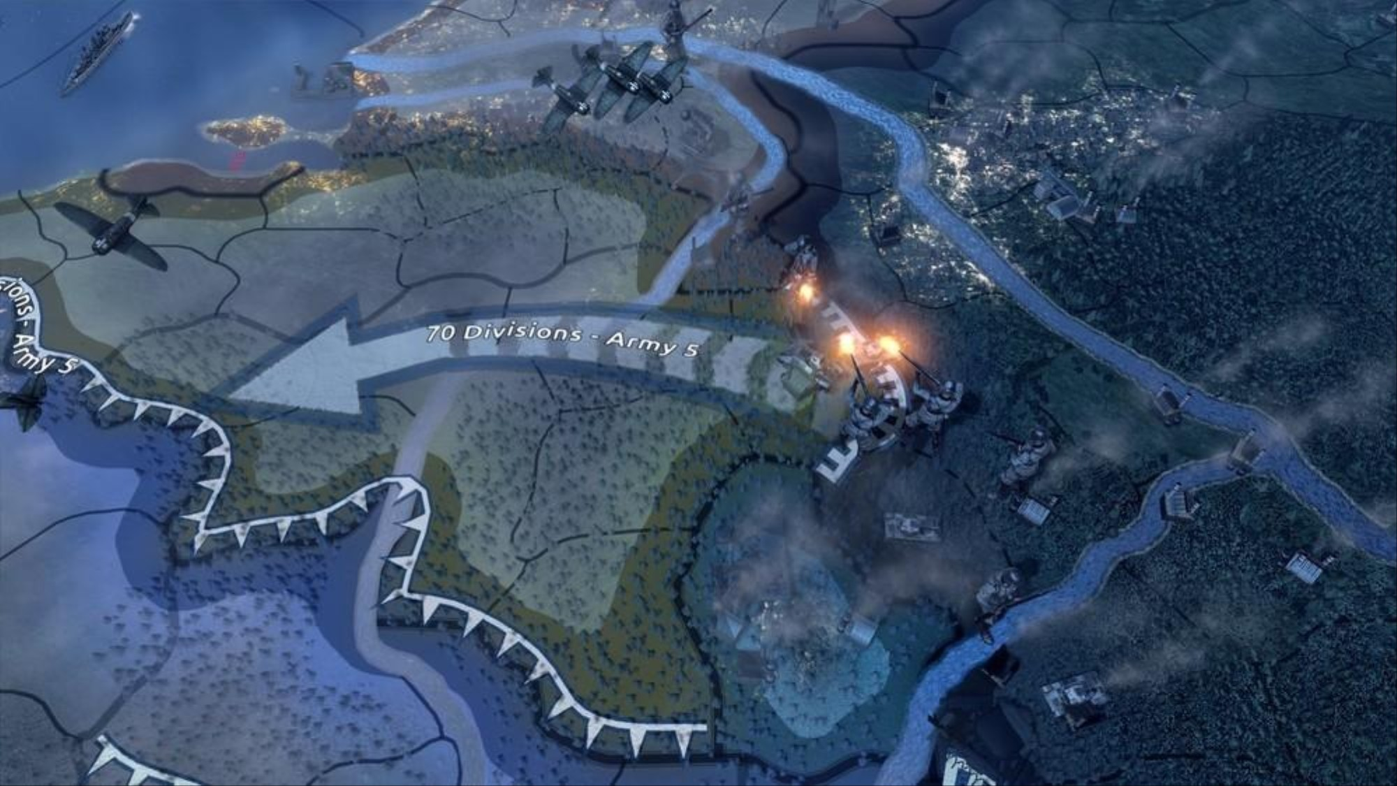WWII Sim 'Hearts of Iron IV' Makes the Modern World Look