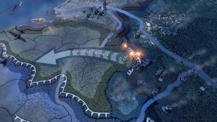 WWII Sim 'Hearts of Iron IV' Makes the Modern World Look Like It's On the Brink