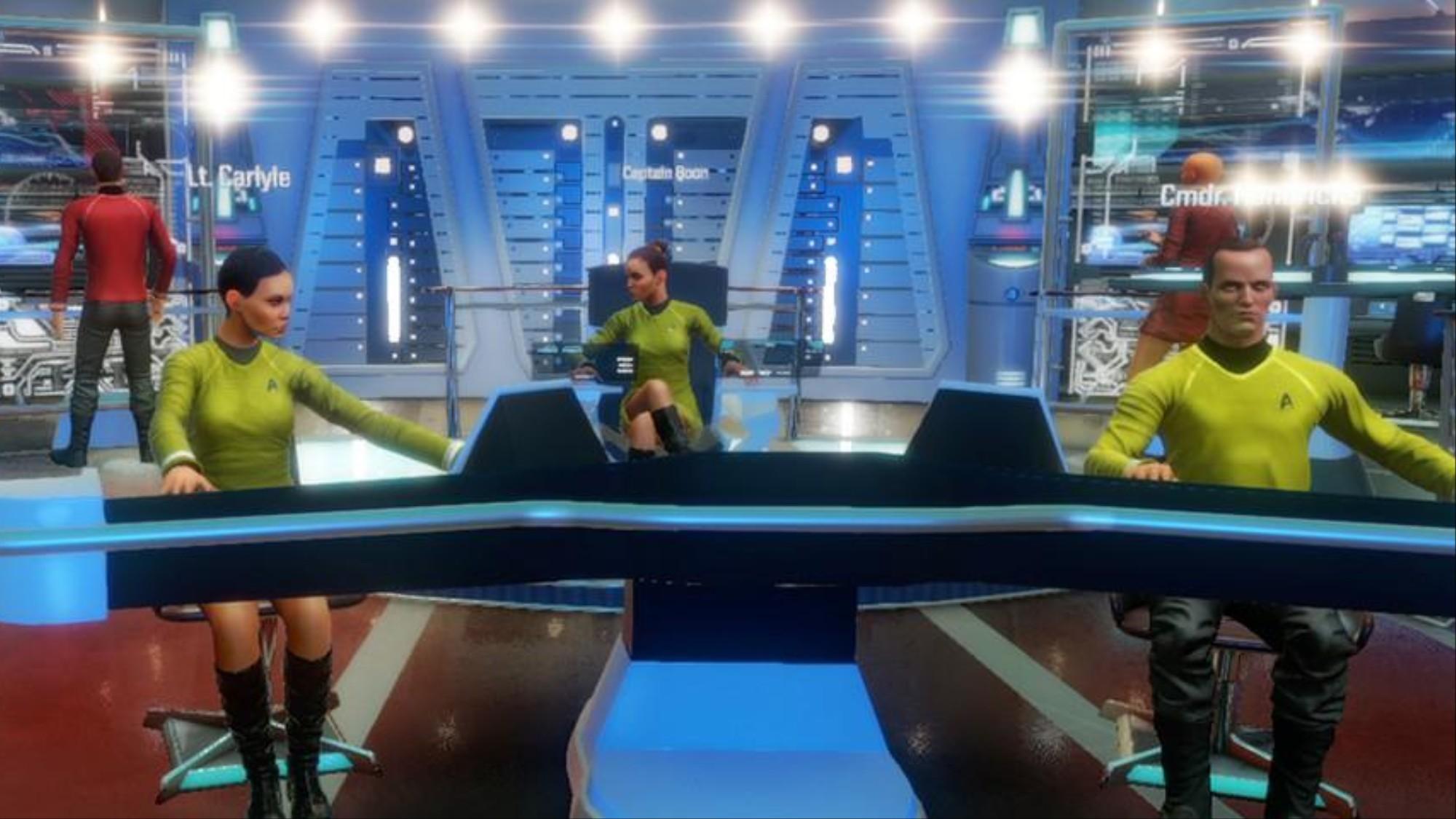 Star Trek: Bridge Crew' Is My Favorite Multiplayer VR