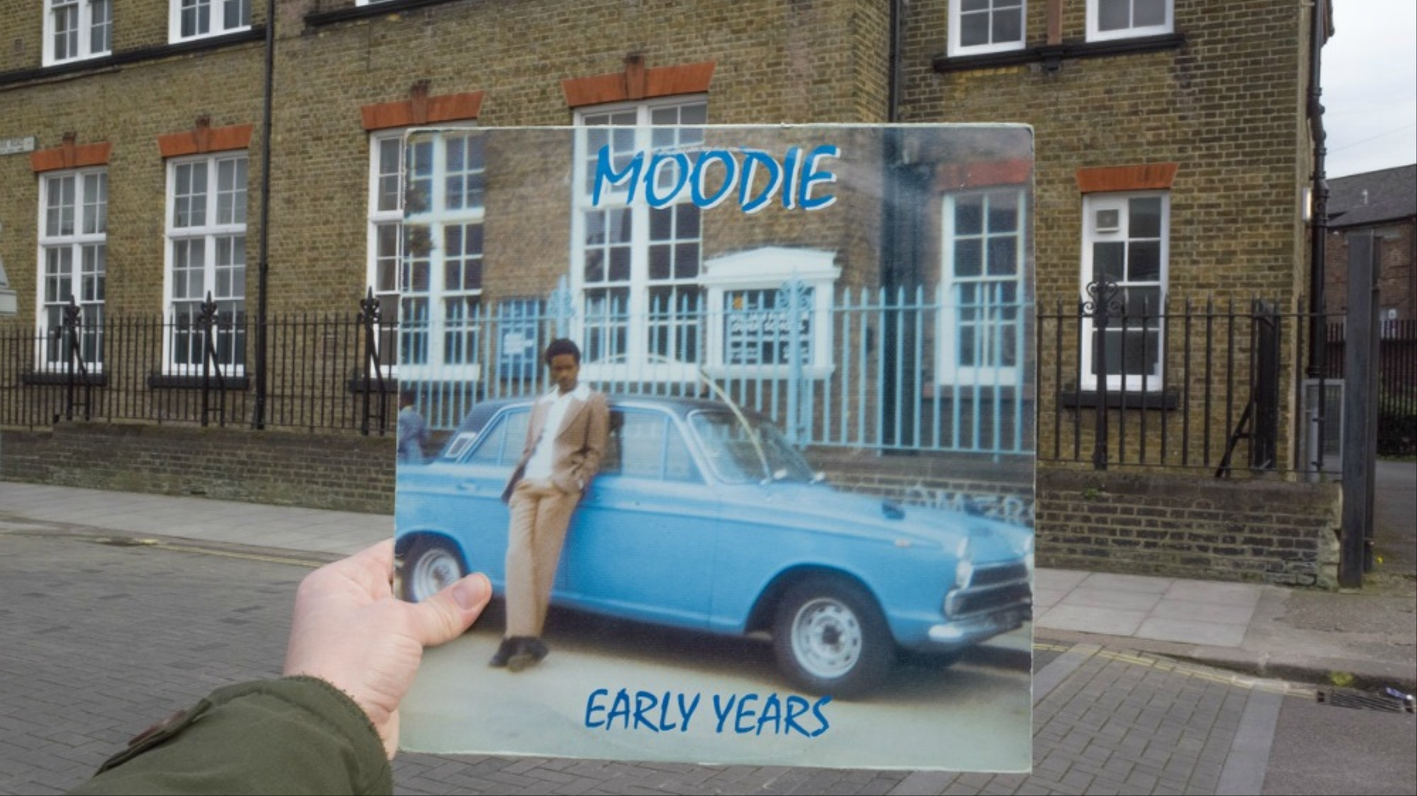 Alex Bartsch Reshoots Classic London Reggae Albums in Their